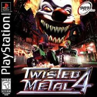 Screenshot Thumbnail / Media File 1 for Twisted Metal 4 [U]